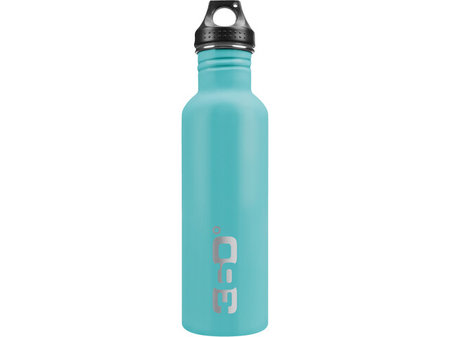 360° degrees Stainless Drink Bottle 1000ml turquoise